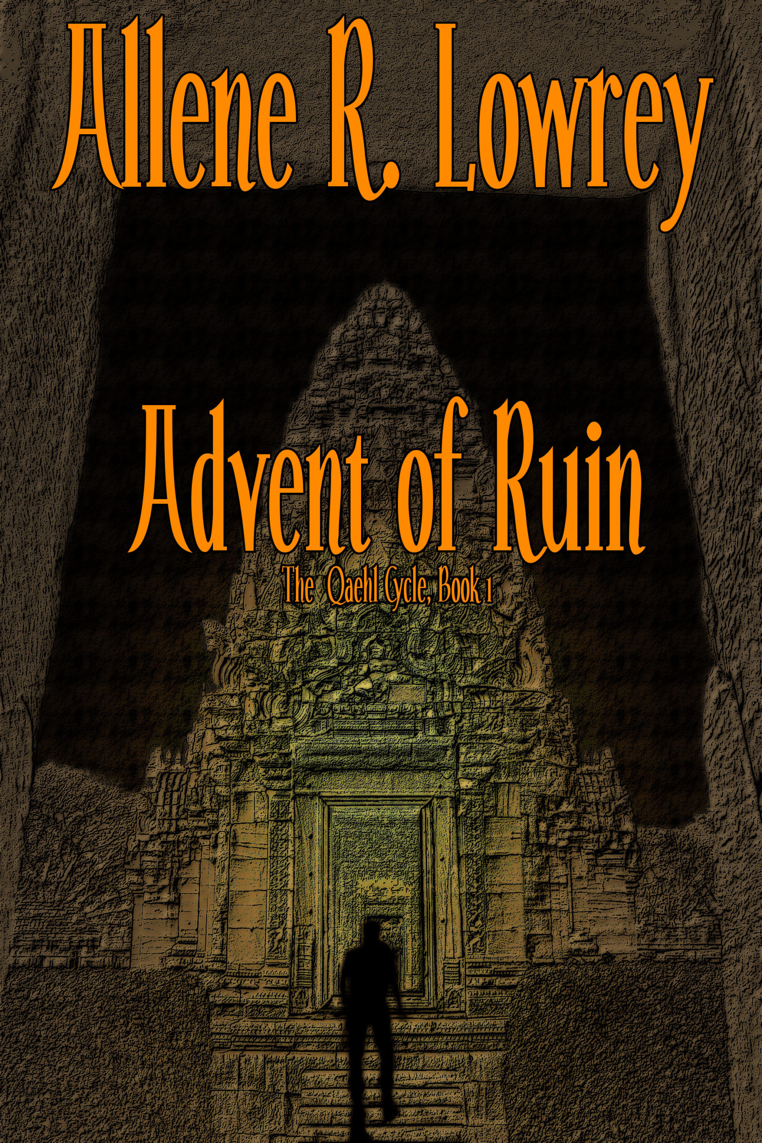 Cover for Advent of Ruin